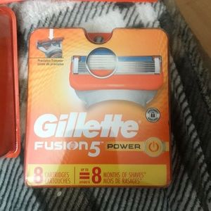 Gillette Fusion power 8 pack